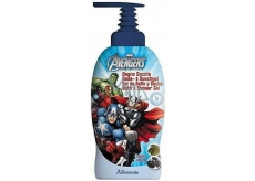 Avengers bath and shower gel for children 1 l EXP 02/19