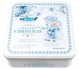 Christmas pack of black, green, white teas SNĚHULÁK 6 x 20 x 1,5 g