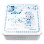 Liran Christmas pack of black, green, white teas Snowman 6 x 20 x 1.5 g