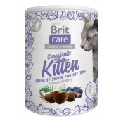 Brit cat cat snack Superfruits Kitten Supplementary food for kittens from 6 weeks of age 100 g