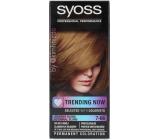 Syoss Trending Now barva na vlasy 7-66 Podzimní blond