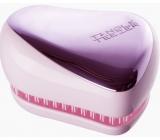 Tangle Teezer Compact Professional compact hair brush Lilac Gleam