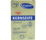 Kappus Kernseife Oliva universal hard natural soap made from natural substances 150 g