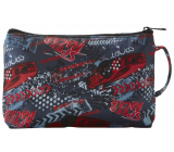 Diva & Nice Cosmetic nylon handbag Speed Racer 22 x 15 x 7 cm 90282