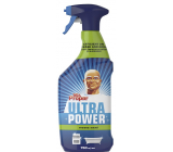 Mr. Proper Ultra Power Hygiene universal cleaner for removing dust, grease and dirt 750 ml spray