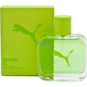 Figura Contrato Permanecer de pié  Puma Green Man eau de toilette 60 ml - VMD parfumerie - drogerie