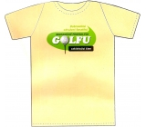Nekupto T-shirt Hopelessly foreclosed golf 1 piece beige