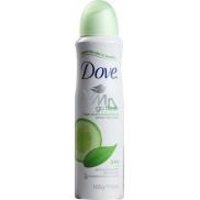 Dove Go Fresh Touch Cucumber & Green Tea antiperspirant deodorant spray for women 150 ml
