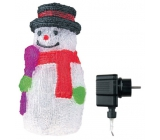 Emos Snowman 30 LED + 5m cable 2W 230V day white 160 x 160 x 300 mm