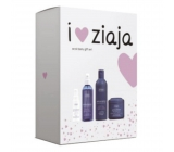 Ziaja Acai Berry facial serum 50 ml + tonic 200 ml + shower soap with 200 ml balm + smoothing body foam 200 ml cosmetic set