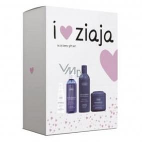 Ziaja Acai Berry Facial Serum 50 ml + Facial Tonic 200 ml + Shower Soap 200 ml + Body Foam 200 ml