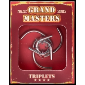 Grand Masters Puzzles - Triplets 4/4