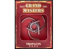 Albi Grand Masters metal puzzle - Triplets 4/4