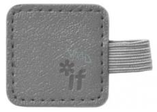 If Bookaroo Pen Holder Pen holder gray 9 x 7 x 0.3 cm
