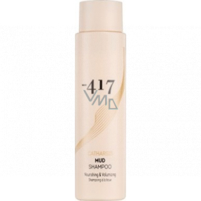 Minus 417 Hair Care Serenity Legend Mud Shampoo nourishing shampoo with Dead Sea mud for a larger volume of 350 ml