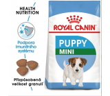 Royal Canin Mini Puppy complete food for puppies of small breeds (adult weight 1 to 10 kg) from 2 to 10 months of age 8 kg
