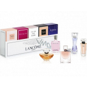 Lancome Hypnose Eau de Parfum for Women 5 ml + Miracle Eau de Parfum 5 ml + Trésor In Love Eau de Parfum 5 ml + Trésor Eau de Parfum 7.5 ml + La Vie Est Belle Eau de Parfum 4 ml, mini gift set