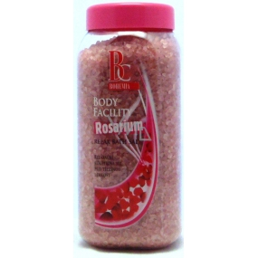 Bohemia Gifts Darts and Roses relaxing bath salt 900 g