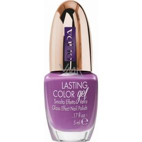 Pupa Paris Experience Lasting Color gel nail polish 091 Lilac 5 ml