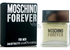 Moschino Forever for Men eau de toilette 4.5 ml, Miniature