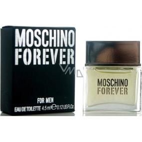 Moschino Forever for Men eau de toilette 4.5 ml, Miniature