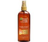 Garnier Ambre Solaire Golden Protect OF20 tanning oil 150 ml