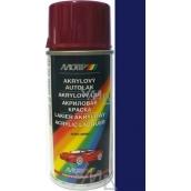 Motip Škoda Acrylic Car Paint Spray SD4631 Blue Sapphire 150 ml