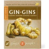 Gin Gins Hot Coffee ginger chewy candy with coffee 42g
