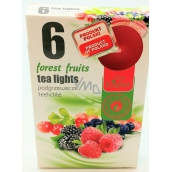 Tea Lights 6pcs Forest Fruits 1919
