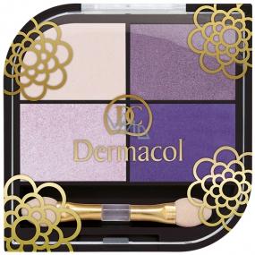 Dermacol Quatro Eyeshadow Eyeshadow 03 8 g