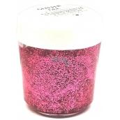 Glitter Gel Glitter for Body and Hair 11 Pink