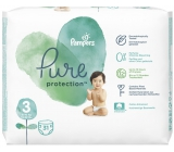 Pampers Pure Protection size 3, from 6-10 kg diaper panties 31 pieces
