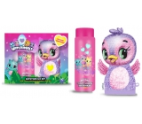 Hatchimals bath foam for children 250 ml + washcloth, cosmetic set