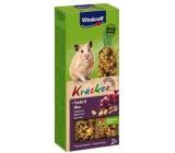 Vitakraft Kracker Grape and walnut sticks supplementary feed for hamsters 2 pieces