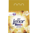 Lenor Color 2in1 Gold Orchid fragrance vanilla, mimosa, rose and peach washing powder 19 wash 1,235 kg