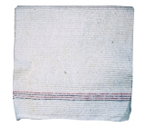 Clanax Rag floor nonwoven white medium 70 x 55 1 piece