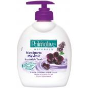 Palmolive Naturals Black Orchid tekuté mýdlo s dávkovačem 300 ml