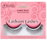 Absolute Cosmetics Fashion Lashes 005 Black Eyelashes 1 pair