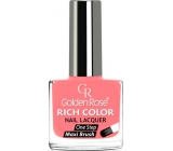 Golden Rose Rich Color Nail Lacquer lak na nehty 064 10,5 ml