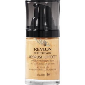 Revlon PhotoReady Airbrush Effect make-up 007 Cool Beige 30 ml
