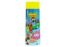 Moshi Monsters 2v1 sprchový gel a pěna pro děti 500 ml