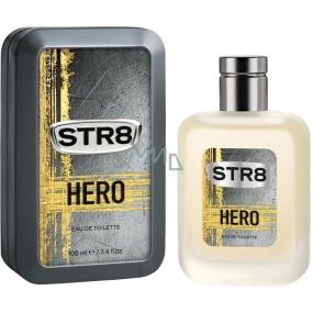 Str8 Hero EdT 50 ml men's eau de toilette