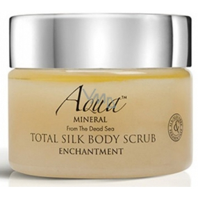 Aqua Mineral Total Silk Body Scrub Enchantment tělový peeling 475 g