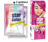 Marion Star Color Smooth Hair Color 2x35ml Pink 1614
