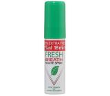Fresh Breath Spearmint mint oral spray 18 ml