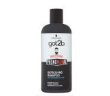 Got2b Phenomenal Refreshing Refreshing Hair Shampoo For Men 250 ml