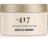Minus 417 Aromatic Body Butter Milk & Honey Aromatic Nourishing Body Butter 250 ml