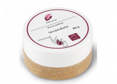 Aromatica Bebutter Bio Lavender body peeling 80 g