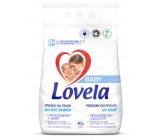 Lovela Baby White linen Hypoallergenic, gentle washing powder 41 doses 4.1 kg