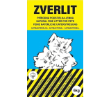 Zverlit Litter ecological blue for cats and rodents with a delicate clump of 6 kg